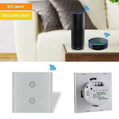 3 wifi smart home lichtschalter switch timer. Black Bedroom Furniture Sets. Home Design Ideas