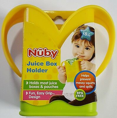 Nuby Juice Box Holder
