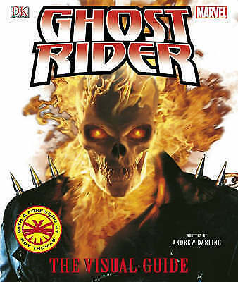 Ghost Rider Visual Guide by Andrew Darling (Hardback, 2007)