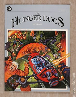 Hunger Dogs GN (1985 DC ) By Jack Kirby #1-1ST FN/VF 7.0