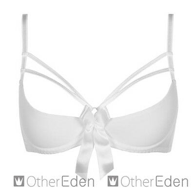 6040f34f321c4 Axami V-7171 Luna underwired padded shelf bra cage (matching bottoms  available)