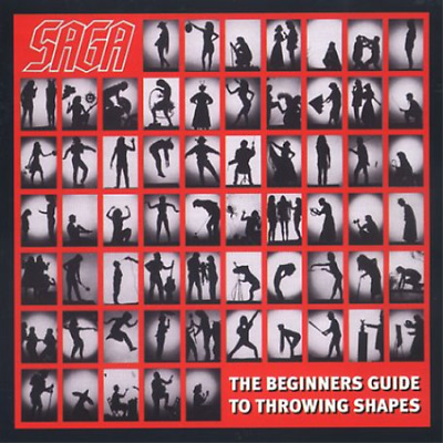 Saga-Beginners Guide to Throwing Shapes  (UK IMPORT)  CD NEW