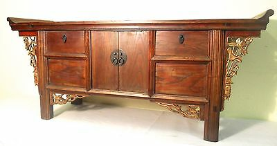 Antique Chinese Large Altar Cabinet (5956), Circa 1800-1849