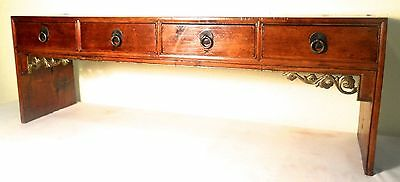 Antique Chinese Petit Altar Shelf (5732), Cypress/Elm Wood, Circa 1800-1849