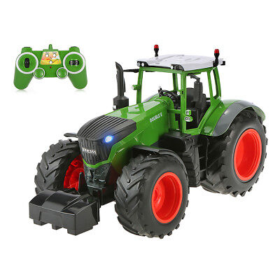Toy Remote Control Tractor Original 1/16 Farm Farmer Tractor Wireless RC 37.5cm