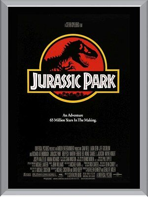 Jurassic Park Movie A1 To A4 Size Poster Prints