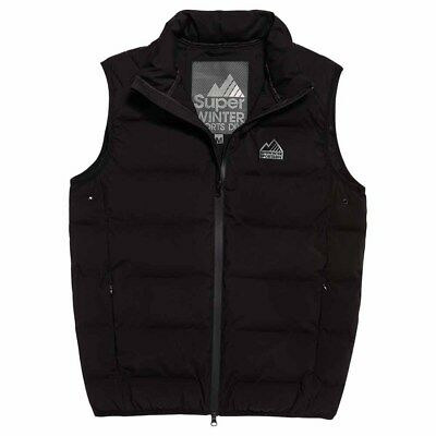 Superdry Echo Quilt Gilet Chalecos
