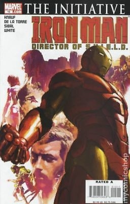 Iron Man (2005 4th Series) #15A VF