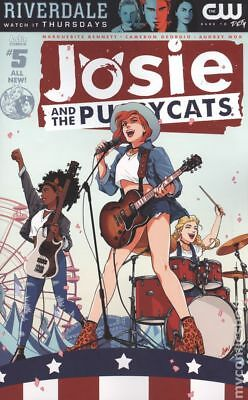 Josie and The Pussycats (2016 Archie) #5A NM