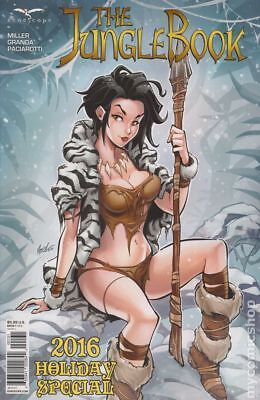 Jungle Book 2016 Holiday Special (2016) #1C NM