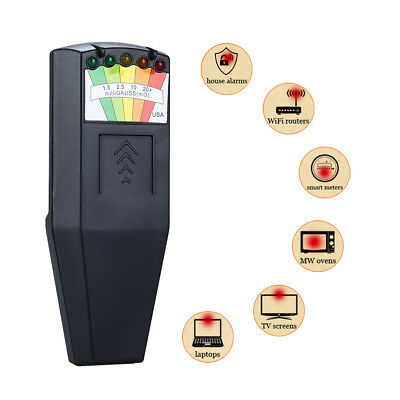 K-ll EMF Meter Radiation Detector for Computer/Electrical Box/Wire Portable Tool