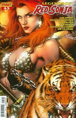 Legends of Red Sonja (2013 Dynamite) #5A NM