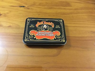Collectable Jack Daniels Tin ( Empty )