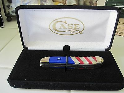 Case XX 6636 Patriotic Peanut Knife 1/500