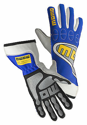Momo Racing Protective Gloves Genuine Guatligblu12 Gloves Top Light Blue 12