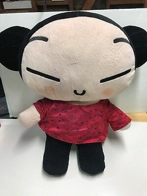 "Large 26"" Pucca Jumbo Korean Animation Plush Soft Toy Doll by SonoKong R"