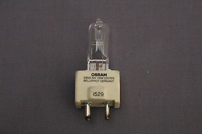 Osram Fds A1/262 24V 150W Gy9.5 (64643)