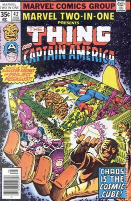 Marvel Two-in-One (1974 1st Series) #42 FN