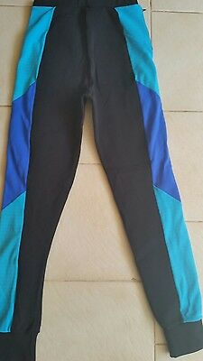 Kinetix Volesse sports pants cycling exercising climbing wear Medium perfect con