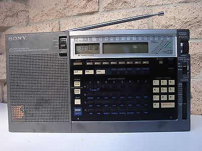 Sony 2001D  communications receiver