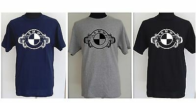 BMW MOTORCYCLE BOXER CLASSIC  t-shirt - S to 5XL - The allsorts group