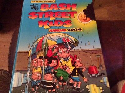 The Bash Street Kids Annual 2004