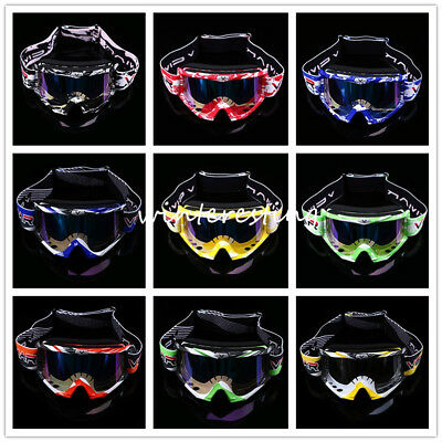 Off Road Kids Goggles Motorcycle Motocross Racing Dirt Bike Anti-UV Eyewear