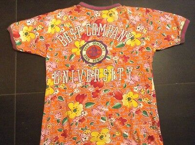 Best Company Olmes Carretti Shirt Vintage Paninari University Rare No Jumper