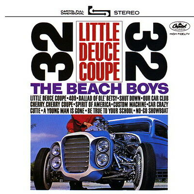 THE BEACH BOYS Little Deuce Coupe/All Summer Long CD BRAND NEW Bonus Tracks