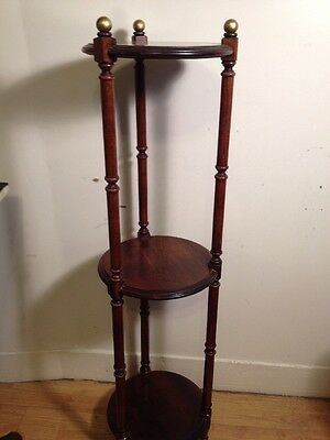 GTC 3 Tier Statue Or Figuring  Stand 1-1/2x42 Inch Tall