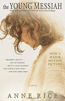The Young Messiah,PB,Anne Rice - NEW