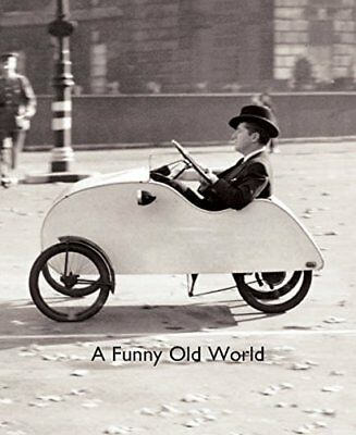 A Funny Old World,HC,Helen Bate - NEW