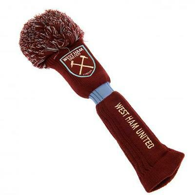 West Ham United F. C.Golf Club Kopf Abdeckungen Originale Trikots
