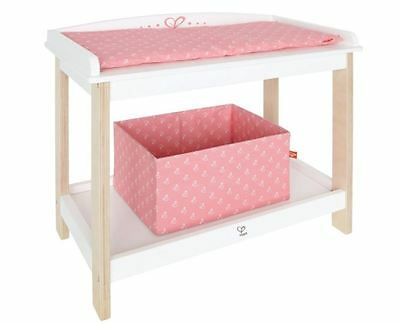 New Hape Toys Baby Changing Table Pretend Educational Children Play Safe Gifts