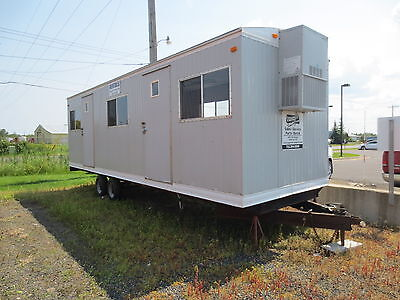 8' X 30' Mobile Office Trailer Used 2007