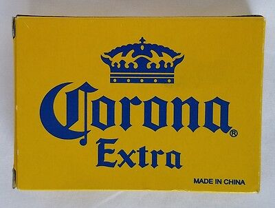 Corona Extra Beer Playing Cards