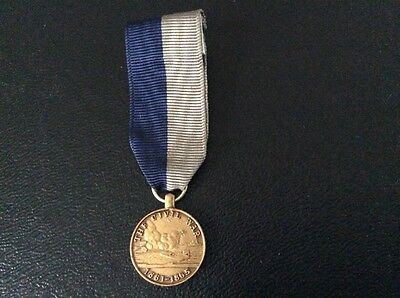 US military medal miniature Civil War Service Campaign Medal Marine Corps