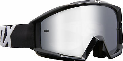 Fox Racing Youth Black Main Race Dirt Bike Goggles MX ATV Off-Road