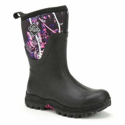 """AS2M-000 Muck Boots Arctic Sport II Mid Black /""""MOST SIZES/"""""""