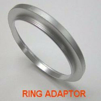 27mm>30mm 27-30 Step Up Filter Ring Stepping Adapter