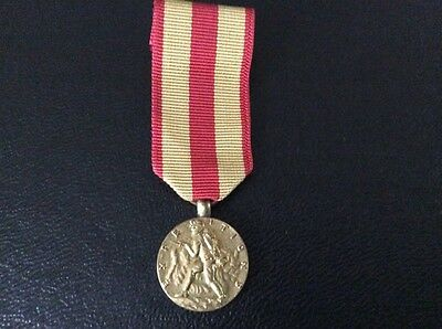 US Marine Corps Expeditions medal miniature