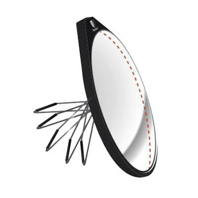 Portable Golf Convex Mirror Practice Mirror for Golf Swing and Putting