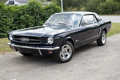 1965 Ford Mustang  1965 Ford Mustang Coupe