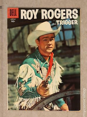 Roy Rogers Comics (1948-61 (And Trigger, # 92 on) #110 FN 6.0