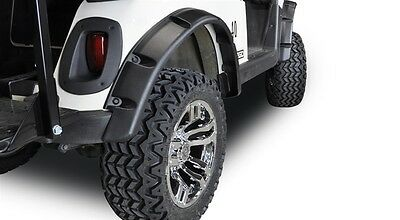 EZ-GO TXT '95-'13 Golf Cart Fender Flares, Set of Four