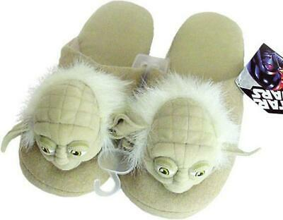 Star Wars Slippers (Yoda) - Large Free Shipping!