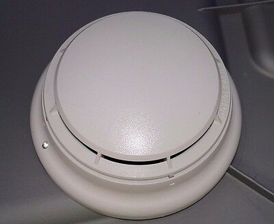 Refurbished Simplex 4098-9714 Photoelectric  addressable Smoke detector w/ base