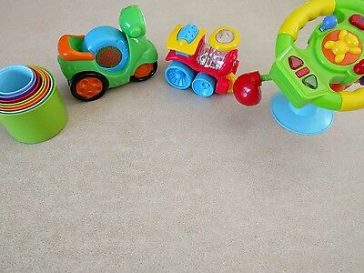Baby toys, Fisher Price and other brands