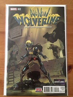 All New Wolverine 2 - NM - 1st appearance of Gabby
