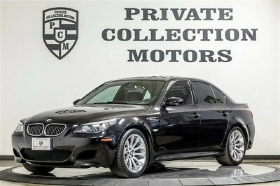 2008 BMW M5 Base Sedan 4-Door 2008 BMW M5 2 Owner Low Miles Well Kept Rare Find Highly Optioned